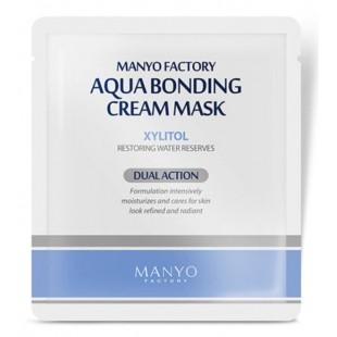 Aqua Bonding Cream Mask - увлажняющая маска для лица