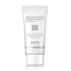 Treatment Essence Natural Sun Block - солнцезащитный крем