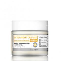 Ultra Moist Creamy - Ультра-увлажняющий крем для лица с маслом Карите