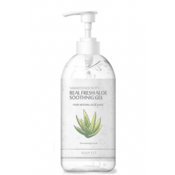 Real Fresh Aloe Soothing Gel - Успокаивающий, освежающий гель алоэ