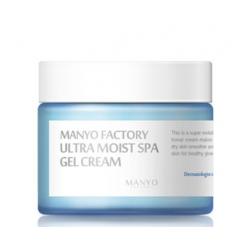 Ultra Moist SPA Gel-Cream – ультра-увлажняющий SPA гель-крем для лица