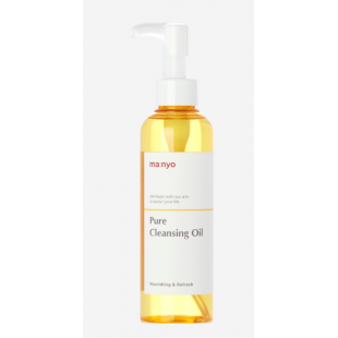 Pure Cleansing Oil - гидрофильное очищающее масло