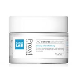 Blemish Lab AC Control Salycil Cream Крем с салициловой кислотой для проблемной кожи