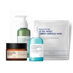 Emegrency skin care (set) – Экстренный уход за кожей (набор)