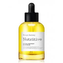 Nutritive Oil - Концентрированное питательное масло для лица