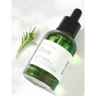 ACTIVE REFRESH HERB SPECIAL TREATMENT OIL - ЛЕЧЕБНОЕ МАСЛО НА ТРАВАХ ДЛЯ ЛИЦА